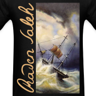 Design ~ Raden Saleh® Stormy Sea Series