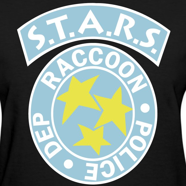 S.T.A.R.S. Raccoon City Police T-Shirt (Women)