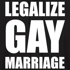 Legalize Gay Marriage LGBT Design Hoodies