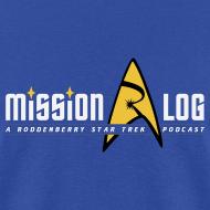 Design ~ Mission Log Shirt (Old Logo)