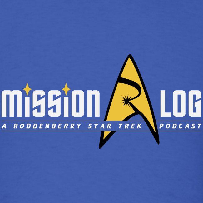 Mission Log Shirt (Old Logo)