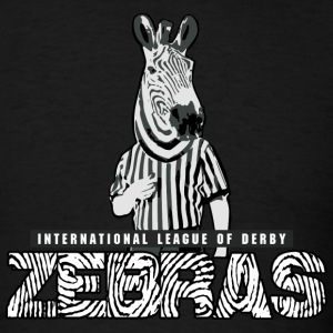 Roller Derby Referee T-Shirts - Men's T-Shirt