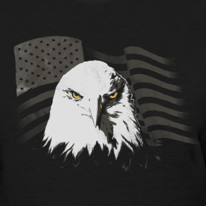 American Freedom Eagle - Women's T-Shirt