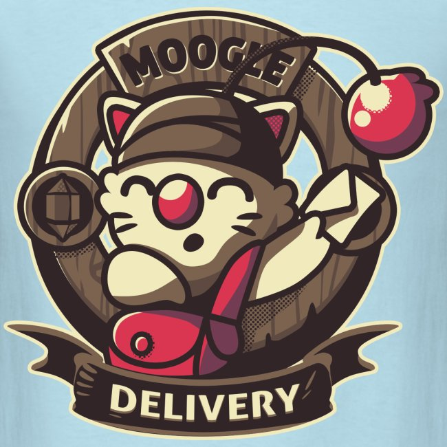 Moogle Delivery (Mens)