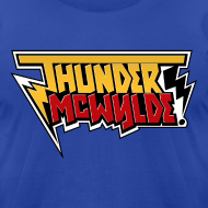 Design ~ Thunder McWylde AA Mens T-Shirt