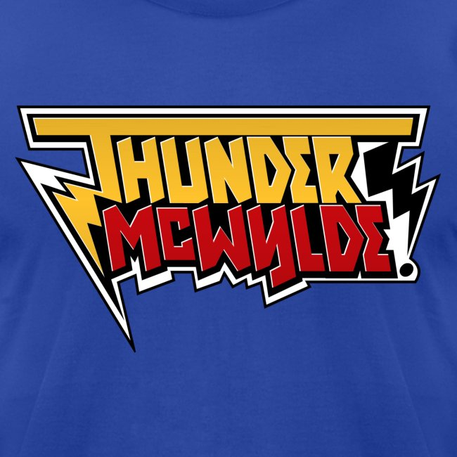 Thunder McWylde AA Mens T-Shirt