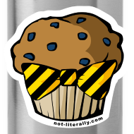 Design ~ Aluminum Water Bottle - HuflleMuffin