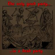Design ~ Dead Party (Black) - Standard Weight Women's Shirt