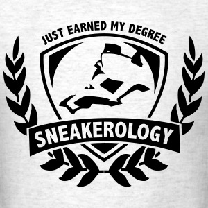 sneakerology T-Shirts - Men's T-Shirt