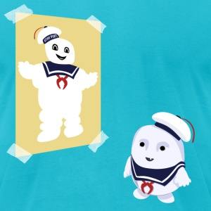 Adi-Puft T-Shirts - Men's T-Shirt by American Apparel