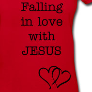 Design ~ Falling in love with JESUS