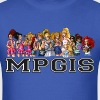 Most Popular Girls MPGIS T-Shirts - Men's T-Shirt