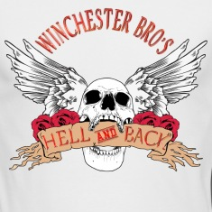 Winchester Bros Hell N Back Death Angel 01 Long Sleeve Shirts