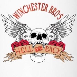 Winchester Bros Hell N Back Death Angel 01 Bottles & Mugs - Travel Mug