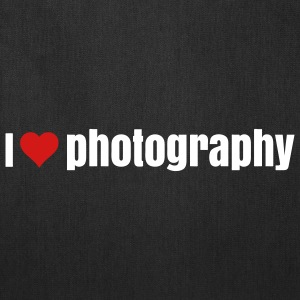 i love photography  Bags & backpacks - Tote Bag