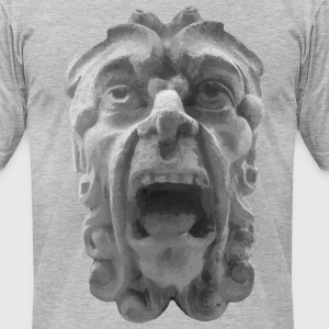 Stonehead T-Shirt (Men) - Men's T-Shirt by American Apparel