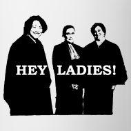 Design ~ Hey Ladies! Mug