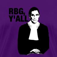 Design ~ RBG Y'all Classic (Ladies T)