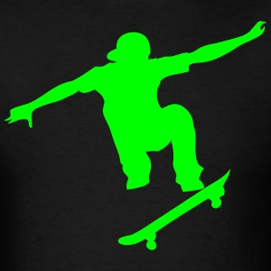 Skateboarder T-Shirts - Men's T-Shirt