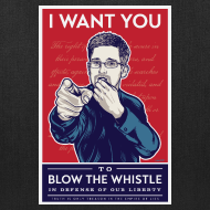 Design ~ Edward Snowden - Whistleblower