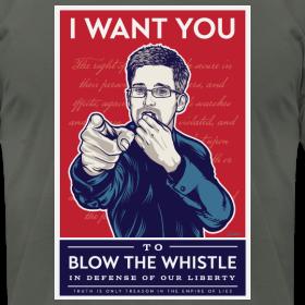 Design ~ Edward Snowden - Whistleblower