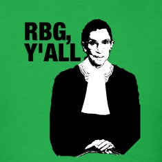 RBG, Y'all: Classic T-Shirts