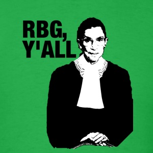 RBG, Y'all: Classic T-Shirts - Men's T-Shirt