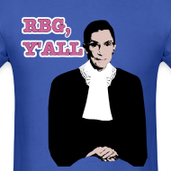 Design ~ RBG Y'all Color (Unisex T)