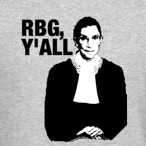 RBG, Y'all: Classic Long Sleeve Shirts - Crewneck Sweatshirt