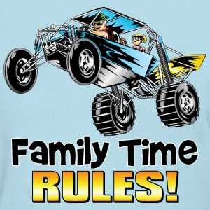 Family Time Dune Buggy Women's T-Shirts - Women's T-Shirt