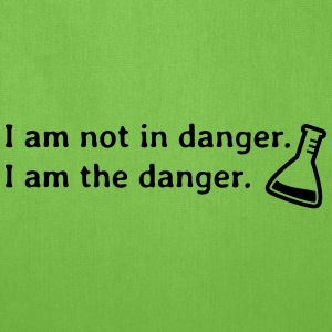 I am not in danger. I am the danger. Bags & backpacks - Tote Bag