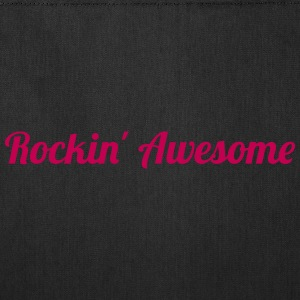 rockin awesome Bags & backpacks - Tote Bag