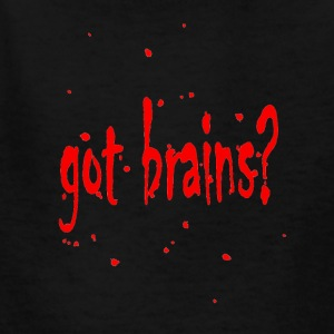 Zombie Got Brains? - Kids' T-Shirt