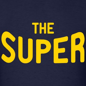 The Super - Men's T-Shirt