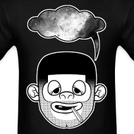 Design ~ The SpaceHead Tee in FEAR