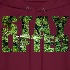 (herb) stay lifted. Hoodies - Men's Hoodie