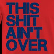 Design ~ It Ain't Over