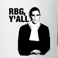 Design ~ RBG Y'all Classic Mug