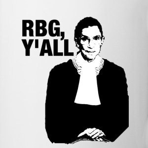 RBG, Y'all: Classic Mugs & Drinkware - Coffee/Tea Mug