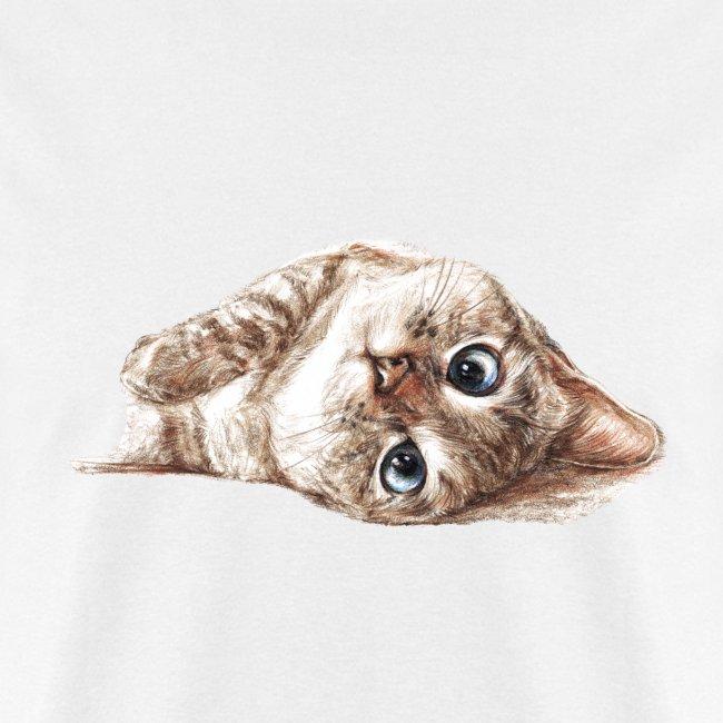 Nala_cat illustrator men t-shirt