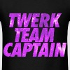 Twerk Team Captain T-Shirts - Men's T-Shirt