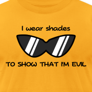 Design ~ Shades of Evil