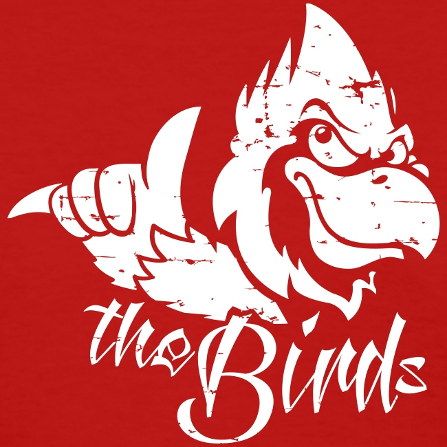 Cardinals The Birds Womens