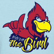 Design ~ Give 'em the Bird shirt women
