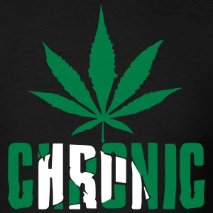 CHRONIC WEED - Men's T-Shirt