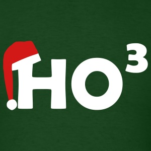 HO HO HO Christmas T-Shirts - Men's T-Shirt