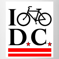Design ~ I Bike DC mug