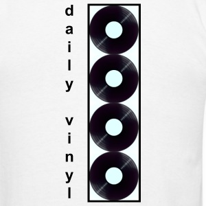4 LP Records T-Shirts - Men's T-Shirt
