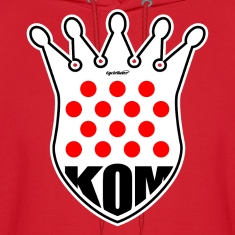 KOM King of the Mountain Tour de France