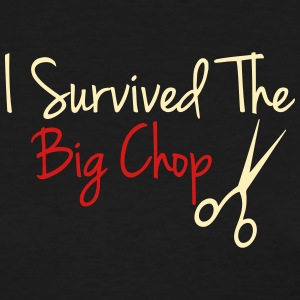 I Survived The Big Chop Women's T-Shirts - Women's T-Shirt